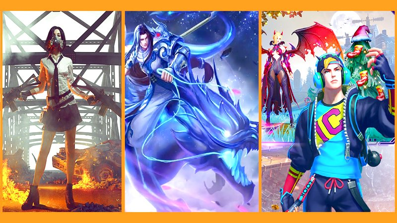 Top 5 game esport android hot nhất hiện nay