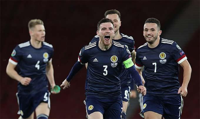 Chung kết play-off EURO 2020 có gì đặc biệt?